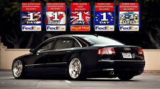 AUDI A8 / S8 D3 LOWERING KIT - FREE 24HR FEDEX SHIPPING TO US & CANADA