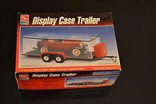AMT ERTL Display Case Trailer Model Kit