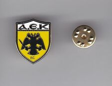 AEK Athens (Greece) - lapel badge butterfly fitting