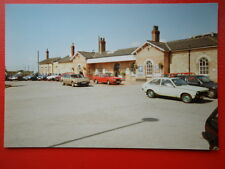 PHOTO  NOTTINGHAMSHIRE NEWARK NORTHGATE  RAILWAY STATION 1992 EXTERIOR