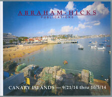 Abraham-Hicks Esther 11 CD Canary Islands Cruise 2014 - NEW