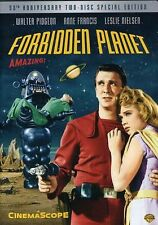 Forbidden Planet [50th Anniversary S (2011, REGION 1 DVD New) CLR/50th Anniv ED.