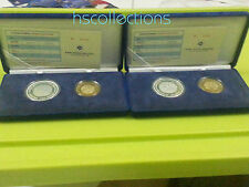 Malaysia IDB Silver Proof Coin Set of 2  2set R/N
