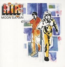 Air - Moon Safari - New 180g Audiophile Vinyl + MP3 Download