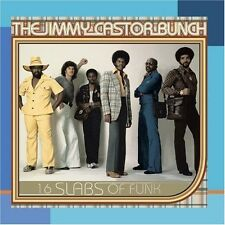 16 Slabs Of Funk - Jimmy Castor Bunch (2002, CD NEUF)