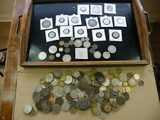 Massive job lot of British Coins,Solid Silver crowns,Double Florin etc (Lot B)