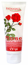 60 gm Herbal ROSE Face Wash For Smooth and Beautiful skin from Patanjali