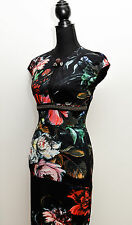 Roberto Cavalli Seiden Kleid Dress  Gr.38 wie Neu!!! 100% Original