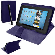 "Universal PU Leather Stand Folio Case Tablet Cover For 9"",9.6"",9.7"",10"" 10.1"