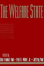 The Welfare State: Volume 14, Part 2 (Social Philosophy and Policy) (Vol 14, Pt.