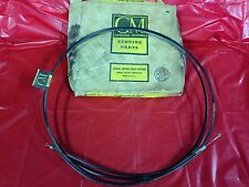 NOS 61-64 CHEVROLET CORVAIR HEATER CONTROL FLOW CABLE GM 3830855
