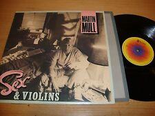 Martin Mull - Sex & Violins - LP Record  VG+ VG+