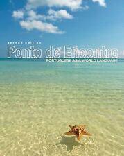 Ponto de Encontro : Portuguese As a World Language by Anna Klobucka, Patrìcia...