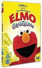 Adventures Of Elmo In Grouchland (DVD, 2012)