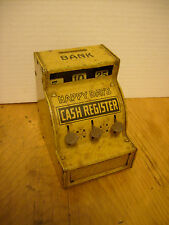 Antique J. Chein & Co HAPPY DAYS Tin Toy Cash register bank