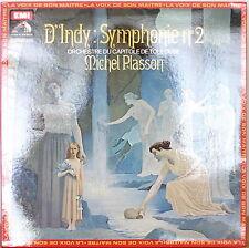 VINCENT D'INDY: Symphony No. 2-M1982LP FRENCH IMPORT GATEFOLD COVER