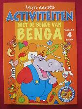 Mijn eerste activiteiten met de bende van Benga - Pasja