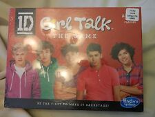 2012 ONE DIRECTION GIRL TALK - THE GAME - NEW IN WRAPPED BOX