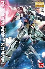 New BANDAI MG 1/100 GUNDAM AGE-1 NORMAL Plastic Model Kit Gundam AGE