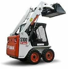 BOBCAT S100 PARAMOTORE MANZO Workshop Manual