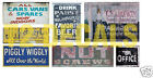 N Scale Ghost Sign Decals #3- Weather Your Buildings & Structures!
