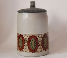 Antique Jugendstil German Beer Stein Marzi&Remy? c.1905