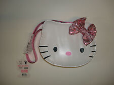 HELLO KITTY SEQUIN BOW BAG (PINK COLOR)