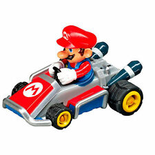 CARRERA NINTEND DS SUPER MARIO KART MARIO KART 7 1:43 MINI KART PULL BACK NEW