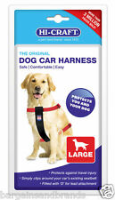 Hi-Craft Dog Car Harness Travel Safety Seat-belt for Dogs SIZE LARGE