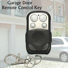 Remote Control Key 4 Button Electric Gate Garage Door Fob 433MHz Cloning