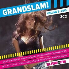 GRAND SLAM 2 2 CD NEU BILLY THE KIT/SHOWTEK/CHRISTINA AGUILERA/DUVALL/KEANE