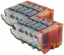 10 Ink for Canon Pixma iP4200 iP4300 iP4500 iP5200