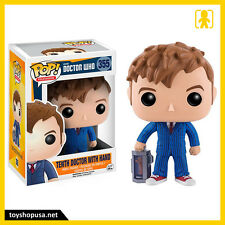 Doctor Who: Tenth Doctor with Hand Pop - Funko