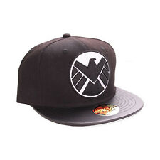 AGENTS SHIELD THE AVENGERS OFFICIAL MARVEL COMICS SNAPBACK CAP HAT