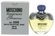 Toujours Glamour by Moschino for Women EDT Perfume Spray 3.3 oz.-Tester NEW