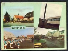 Posted 1979 Multiviews of ERFDE, Germany. Children Marching Band