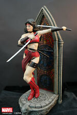 XM STUDIO 1/4 scale PREMIUM COLLECTIBLES: ELEKTRA STATUE