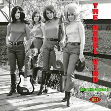 The Rebel Kind: Girls With Guitars 3 (CDCHD 1374)