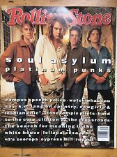 Rolling Stone #662 Soul Asylum cover, Stone Temple Pilots k.d.lang, Cypress Hill