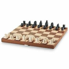 NEW Michael Graves Design Travel Size Chess and Checkers Nice Gift!