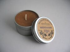 All Natural Soy Wax by Bennington Candle (Meditation) - Frankincense, Sandalwood
