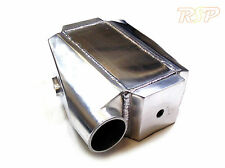 "Air Water Liquid Intercooler Chargecooler 180° 3"" Inlet Rated Up to 700BHP"