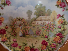 Royal Albert Old Country Roses Collectors Plate England Vintage