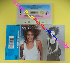 MC WHITNEY HOUSTON Whitney 1987 italy ARISTA 408 141 no cd lp dvd vhs