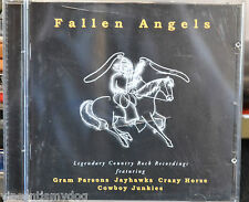 Various Artists - Fallen Angels: Legendary Country Rock (CD 1999)