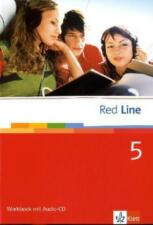 LEARNING ENGLISH. RED LINE 5. WORKBOOK MIT AUDIO-CD