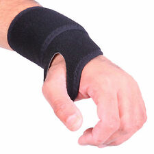 Gallant Adjustable Neoprene Wrist Thumb Brace Support Hand Wrap Strap Gym Weight