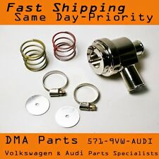 VW Audi 1.8T 2.7T Recirculate Diverter Valve Turbo BOV Boost bypass Silver