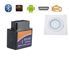 ELM 327 elm327 ODB2 Bluetooth Auto Car - outil diagnostique voiture + CD
