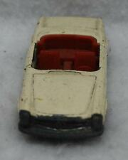 VINTAGE MATCHBOX SERIES #27 MERCEDES BENZ 230 SL MADE IN ENGLAD BY LESNEY LOOSE